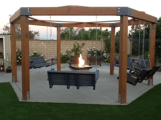 adirondack porch swing plans free